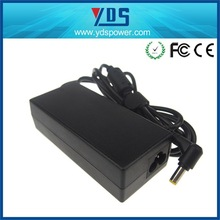 alibaba website laptop hdd to usb adapter 19v 3.42a 65w DC 5.5*2.5 yellow(YA304)