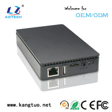 screw design with 2.5 inch nas lan thunderbolt hdd enclosure