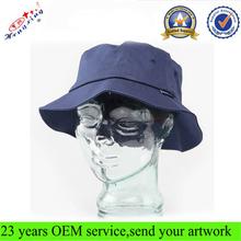 Custom Bucket Hats Bulk/Cotton Bucket Hat/ Golf Reversible Wholesale Blank Bucket Hat
