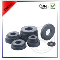 strong rings ferrite magnets custom for speaker for sale
