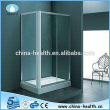 custom-made size sliding glass shower door handles