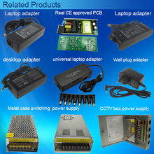 high quality adapter 12V 1A 12W ac dc switch mode power supply for led/cctv/camera switching ac dc power supply