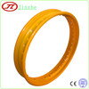 steel chrome Motorcycle wheel rim