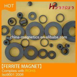 2014 New Product Toroidal Ferrite Magnet Custom Shape