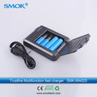 2014 Smoktech Trustfire Multifunction Fast Charger Fit On Ego/510 18650 Solar Battery Charger