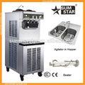 Sumstar S970 macio máquina de sorvete / sorvete comercial máquina de cone para venda / ice cream maker / CE