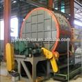 máquina trituradora de neumáticos
