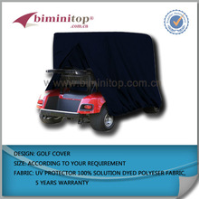 Mildew protect golf cart rain cover corporation