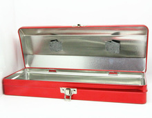Tin box with full color printing ideal for tool box good price