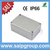 2014 High quality IP65 aluminum enclosure box 340*235*160MMn(aluminum box serirs) WITH CE Approval