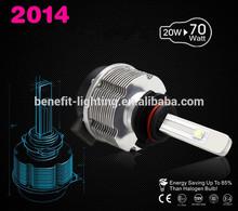 2014 wholesale skoda octavia led headlight