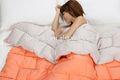 nuevo diseño de concha de colores de plumas de pato suave conjunto ropa de cama