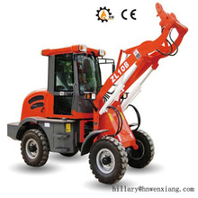 0.5m3 front loader with Perkins engine (CE)