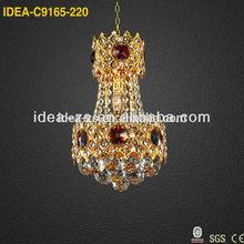C9165-220 curtain crystal chandelier light,modern cheap crystal chandeliers,crystal chandelier lighting pendant