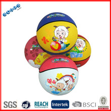 BSCI audited / hot sale rubber basketball weight