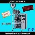 Sachet de remplissage d'eau machine à emballer jt-420l