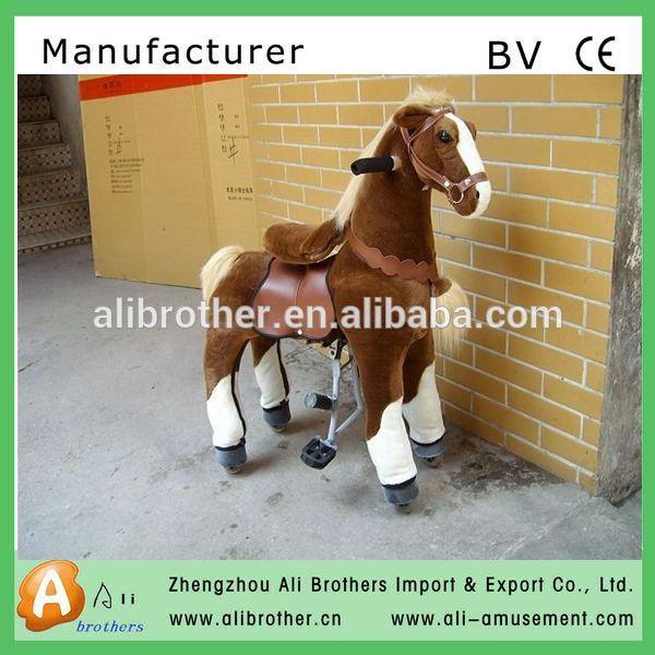 Pferd Plüsch Reiten Plüsch Pferd Babyspielzeug