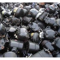 Used Fridge compressor scrap in HK Stock Available
