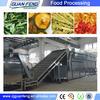 dryer conveyor belts / stainless steel vegetables dryer machine / food dryer machine