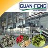 fruit mesh belt dryer / vegetable belt dryer / drying machine for fruits and vegetables