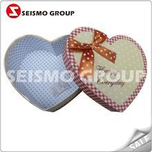 paper gift bangle box watch box gift box heart shape plain
