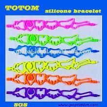 POP magnetic bracelet silicone bracelet silicone band