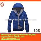 solid color winter thickening velvet fleece sweatshirt with zipper