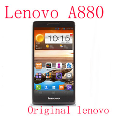 Lenovo A880 MT6582M Quad core 6.0inch big screen Android 4.2 Dual SIM card RAM 1GB ROM 8GB 5MP Camera smart phone