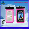 Wholesale High Quality Durable Plastic Mobile Phone Waterproof Bag for iPhone 5s