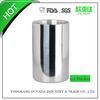 stainless steel wine cooler ice bucket
