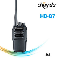 Hongda new walkie talkie products cheap portable interphone