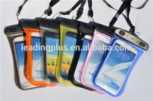 New waterproof bag for samsung galaxy note 2,smart phone waterproof case