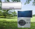 العاصمة العاكس للطاقة الشمسية سبليت الحائط لمكيفات الهواء مدعوم