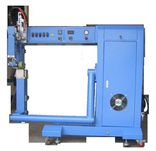China dongguan factory direct sale/PVC coated fabric tent welding machine/Hot air style 5000W
