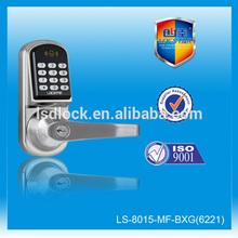 smart design easy installation Zinc alloy keypad &password door lock
