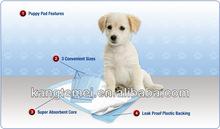 high quality puppy pee pad