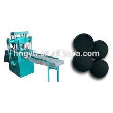 good performance shisha coal making machines