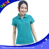 wholesale cheap blank polo shirts women with embroidery logo china factory