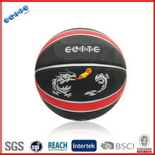 BSCI audited / hot sale custom high quality size 5# rubber basketball