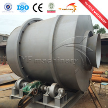 Hot sale 1-100TPH Silica sand rotary dryer