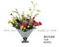 Jarrón de flores/acero inoxidable/de diseño specail