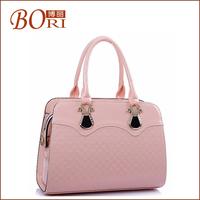 2014 latest design girl wholesale replica tote shoulder handbag