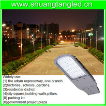 China supplier Light Efficient daylight white led street light 60w