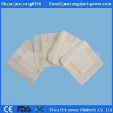 Calcium Alginate Wound Dressing,medical consumable in top quality