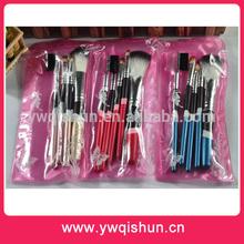 Qishun Wholesale 5PC Private Label Make Up Brush Set Makeup Tools