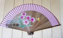 Customize promotional paper folding fan