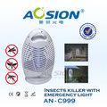 electrónico los insectos asesino de luz eléctrica de la lámpara asesino del mosquito