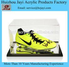 Acrylic nike shoe display case,clear acrylic shoe display case