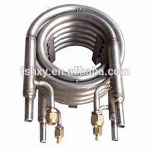 heat exchange suction accumulator,refrigeration suction accumulator,ceramic heat accumulator