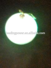 glass snow ball / led christmas ball / clear plastic ball christmas ornaments
